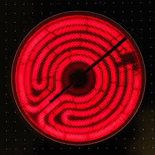 Electric Coil Cooktop