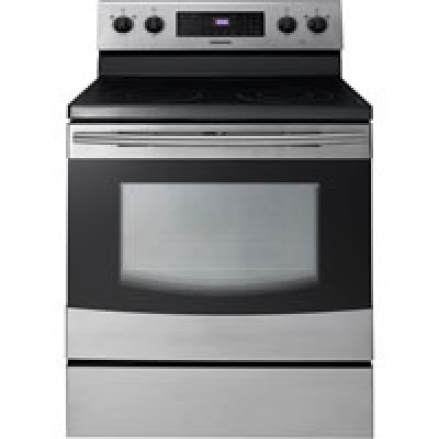 Electric Smooth Top Range Cooktops