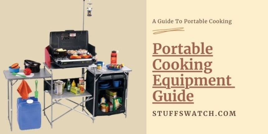 Portable Cooking Equipment